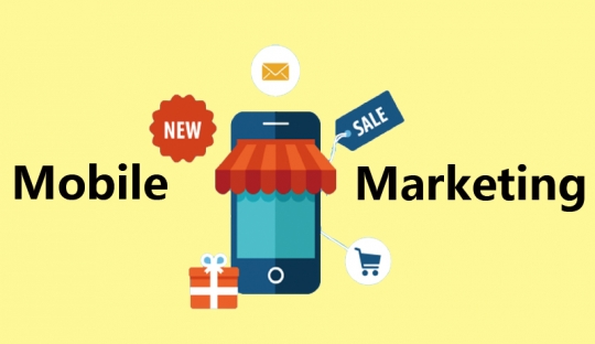 The new marketing tool - Mobile Marketing
